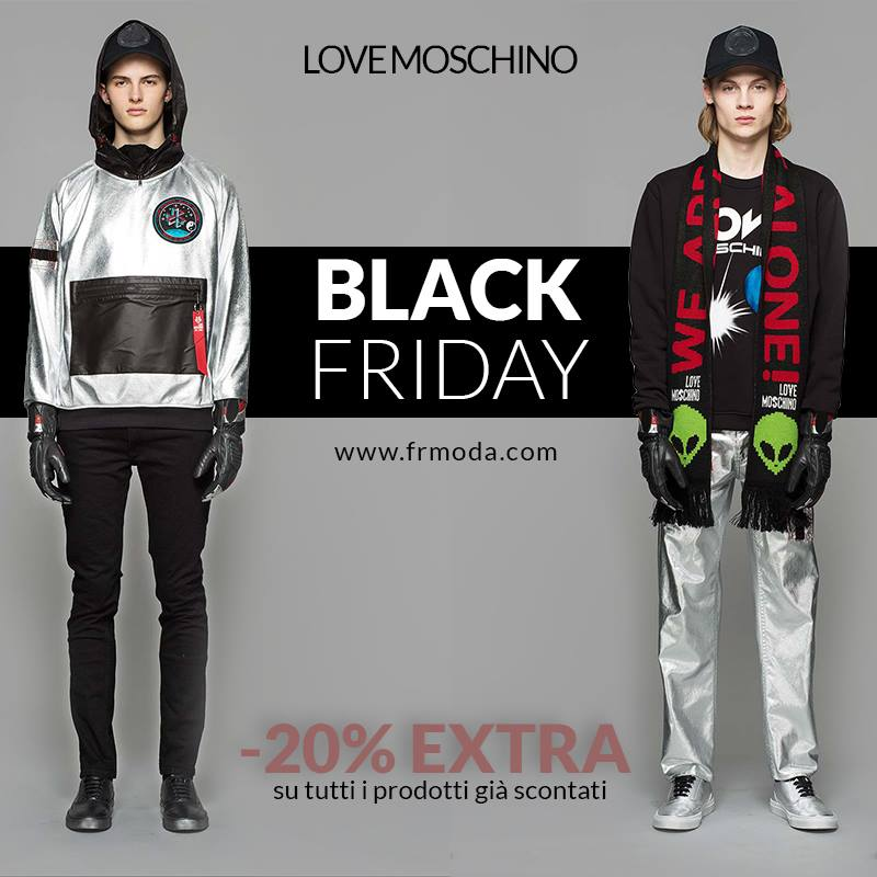 FRmoda black friday