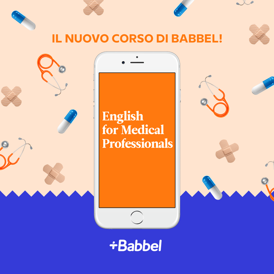 English for medical Professional Babbel