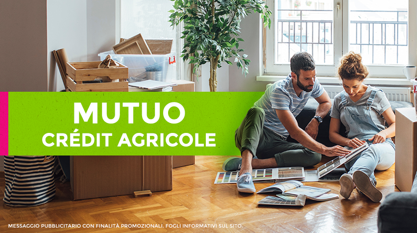 Mutuo Credit Agricol Cariparma