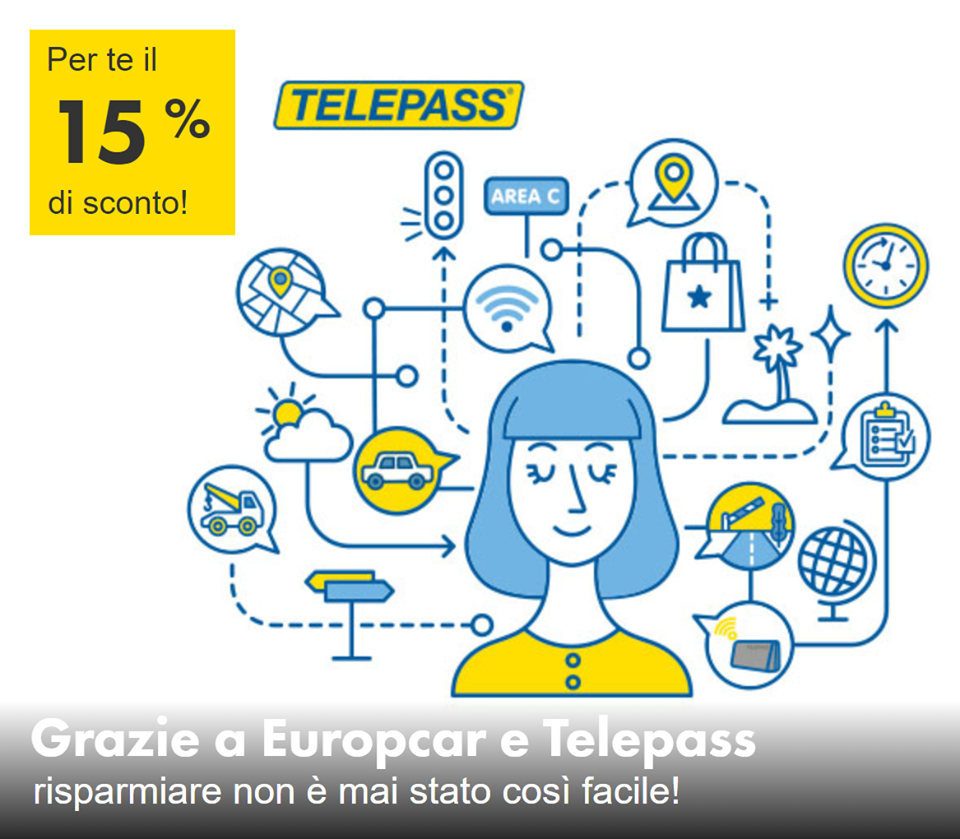 Europcar coupon sconto