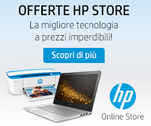 HP codice sconto