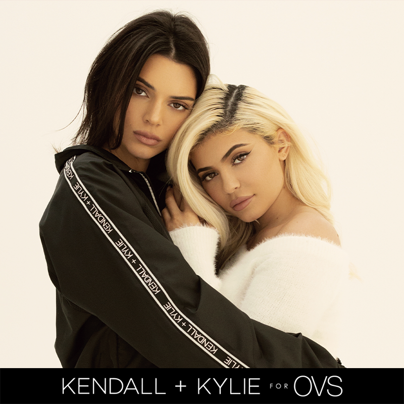 Kendall and Kylie  OVS