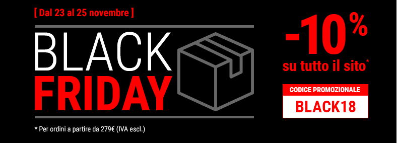 Rajapack Black Friday