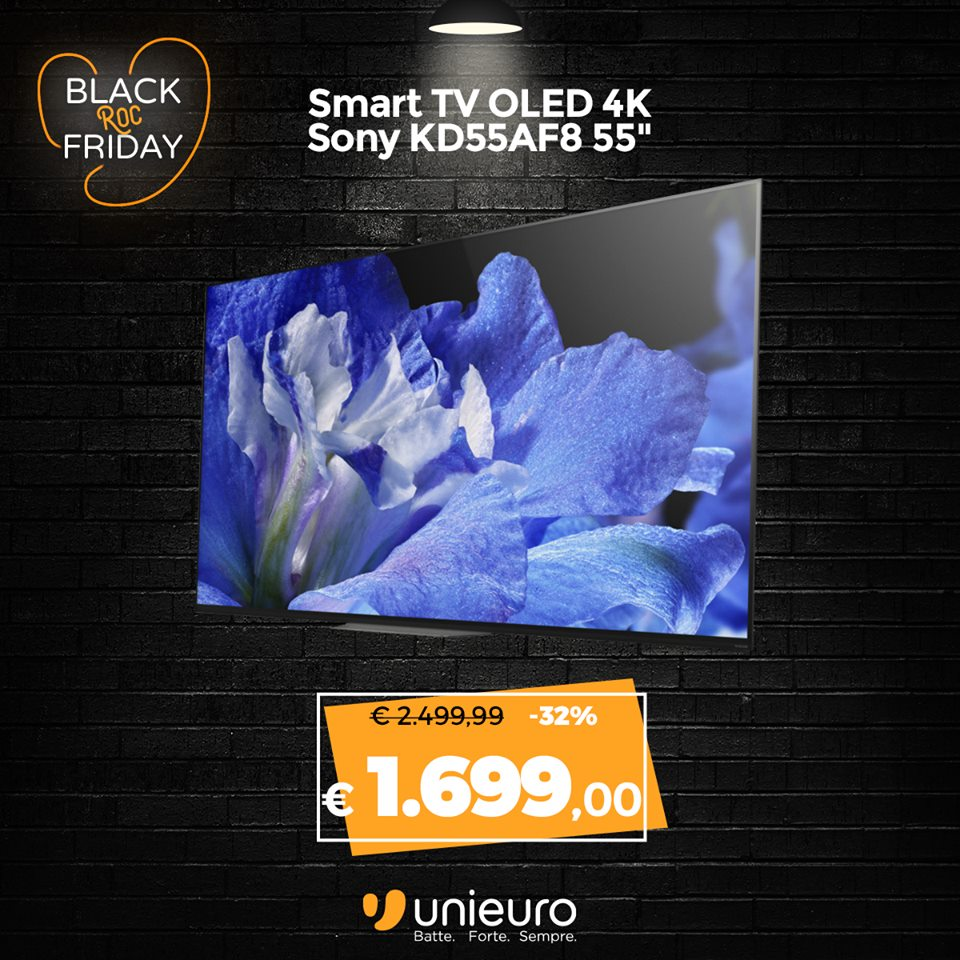Smart TV OLED 4K Scontato