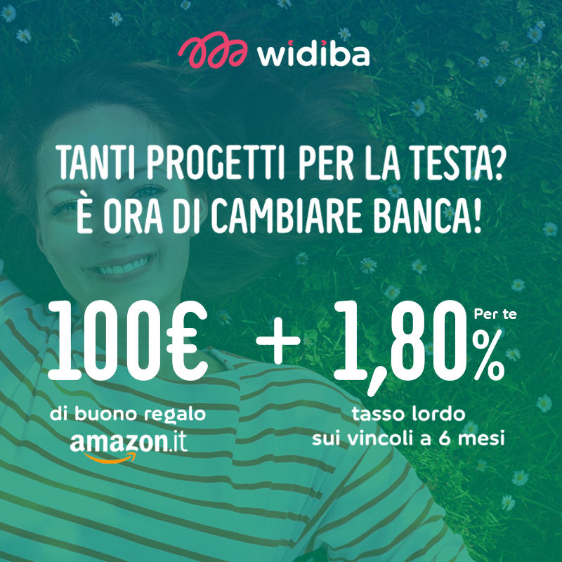 widiba buono amazon